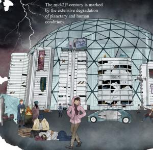 Credit: Arup, 2050 Scenarios: four plausible futures