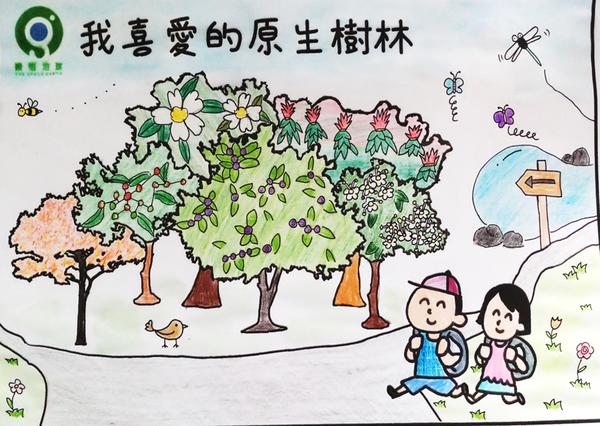 彭欣雯 | 最喜愛的原生樹種: 韓氏蒲桃